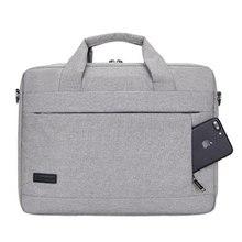 WENYUJH вместительная сумка для ноутбука для мужчин и женщин, дорожный портфель, деловая сумка для ноутбука 14 15 дюймов Macbook Pro PC