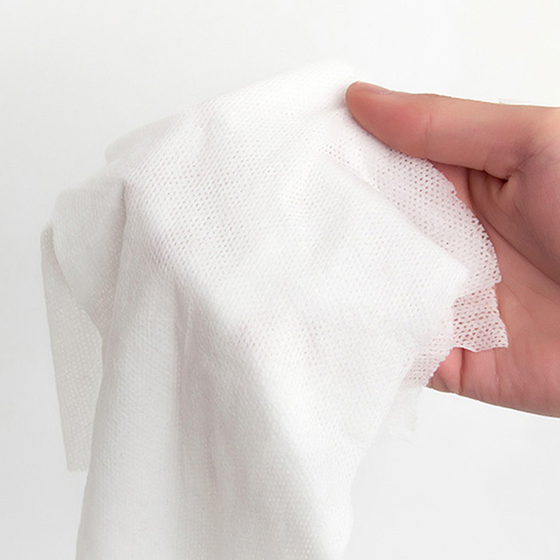 Image 3 - Novel 5 pcs disposable compressed travel towel Hotel business trip compressed square cotton towel once Portable towels Hot AB158-in Cleaning Cloths from Home & Garden