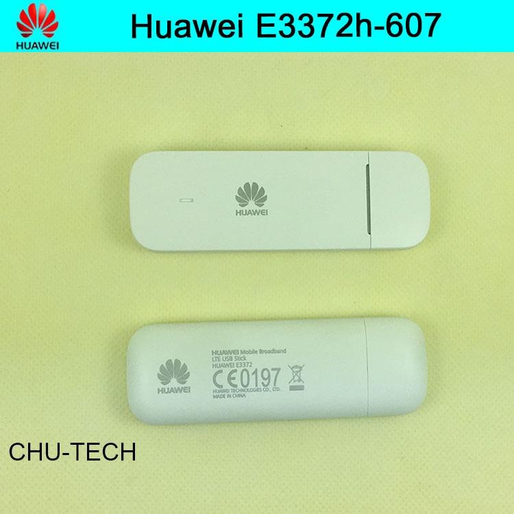 Unlocked Huawei E3372 E3372h 607 4G LTE 150Mbps USB Modem 4G LTE USB Dongle USB Stick