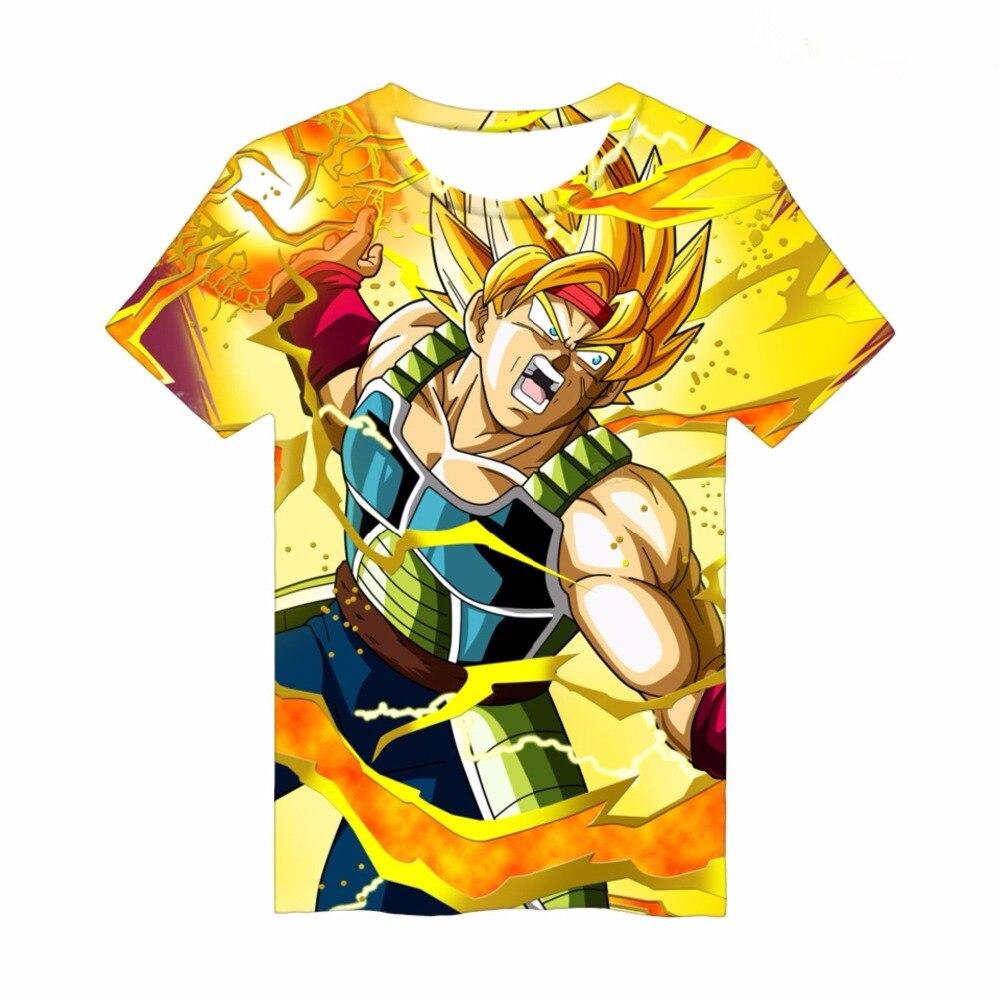 e4e748c9 Buy Dragon Ball t shirt Men Anime tshirt 3D Printed funny shirts Comic Tops  4xl Camiseta harajuku Tee Boy Pokemon Costume Homme - Lue Ku Store store at  ...