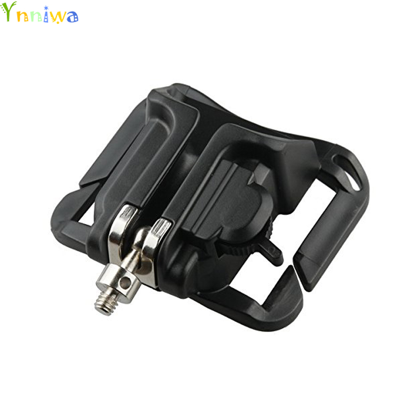 Camera Quick Strap Waist Belt Buckle Button Mount Clip Camera Video Bags For Sony Canon Nikon DSLR Camera