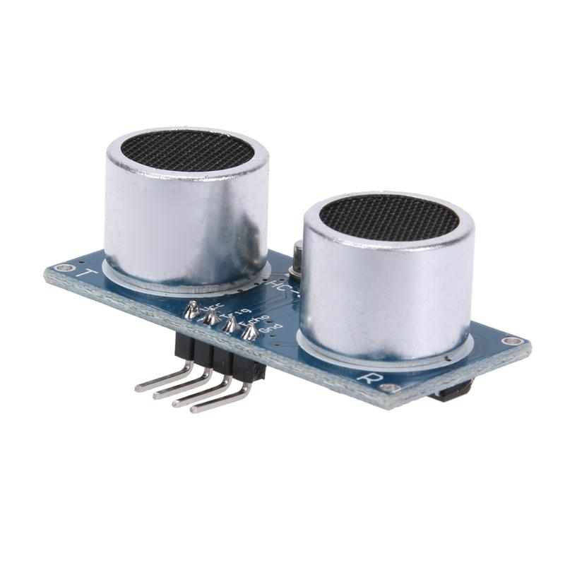 DC 5V Ultrasonic Module HC SR04 Distance font b Measuring b font Transducer Sensor for Arduino