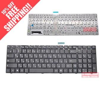 RU для MSI 16F2 A6300 A6500 A6700 MS 16GN F730 F630X Клавиатура ноутбука