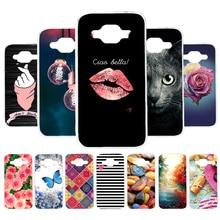 Vanveet Soft Silicone Case For Samsung Galaxy Core Prime G360 Case Coque G361 Win 2 Duos TV G360BT G360F G360H Case Cover Fundas цена