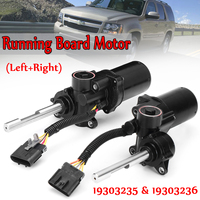 For GM Yukon Suburban Tahoe Running Board Motor Electric Power Running Board Motor 2007 2014 Black 19303235 Left/Right