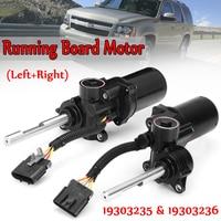 For GM Yukon Suburban Tahoe Running Board Motor Electric Power Running Board Motor 2007 2014 Black 19303235 Left/Right