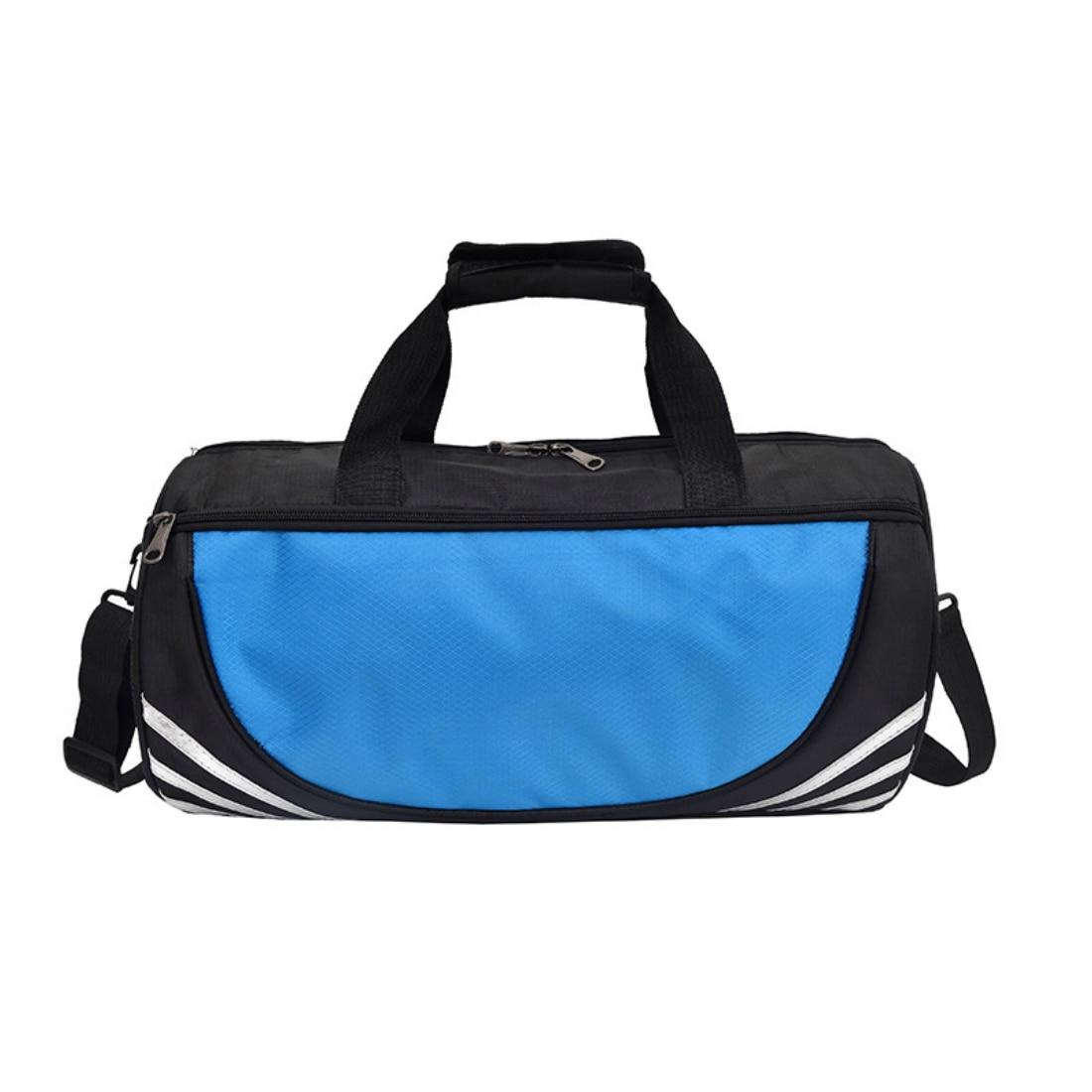 5 Colors Nylon Sports Gym Bag Women Men Fitness For Yoga Travel Training Ultralight Duffle Shoes Small Sac De Sport Bag