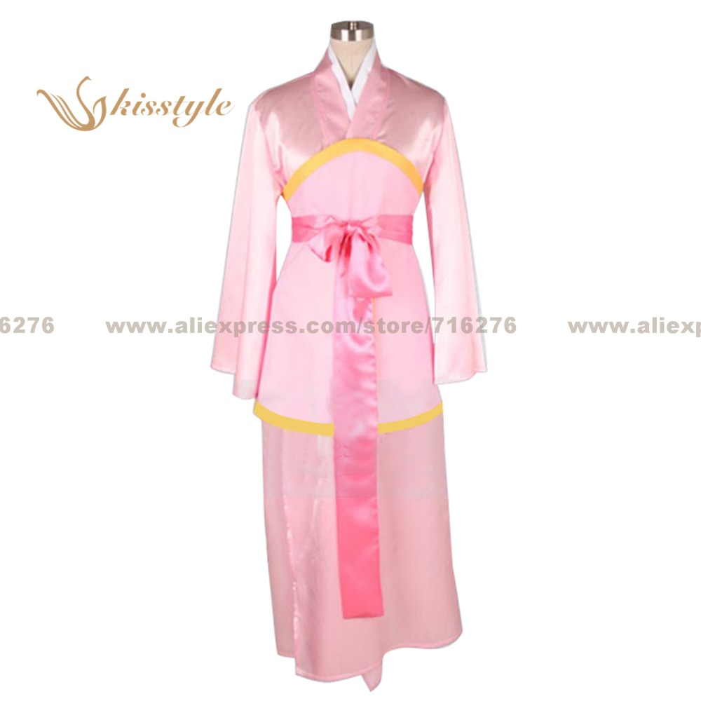 Kisstyle Fashion Magi: The Labyrinth of Magic Hakuei Ren Uniform COS Clothing Cosplay Costume,Customized Accepted
