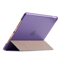 Ultra Slim Fold Stand PU Leather Case Smart Sleep/Wake Flip Business Book Cover For Apple iPad Pro Air3 Air 3 9.7 inch Tablet
