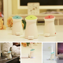 USB Mini Air Humidifier Aroma Diffuser Aromatherapy Mist Steam Purifier Atomizer