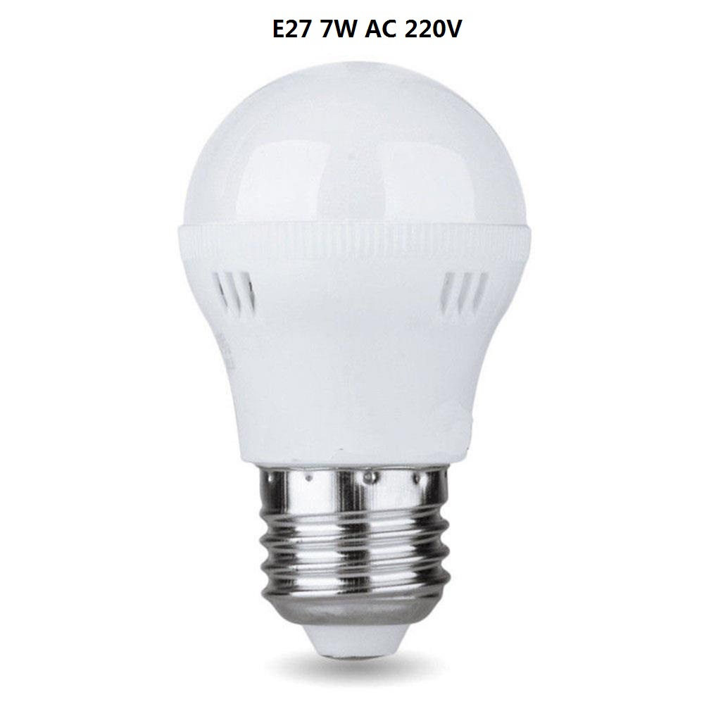 Mabor LED Bulb Smart Lighting Fixture with Hook Indoor Outdoor E27 AC 220V 7W Emergency Lamp Light Bulb Home Room drop shipping