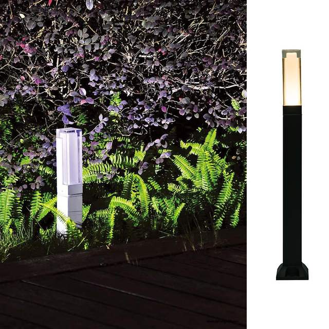 Delightful Newest Design Led Lawn Light SMD 5W Led Garden Lighting Outdoor Led Lawn  Lamps Aluminum IP65