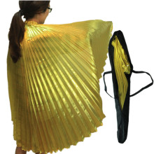Belly Dance Isis Wings+Bag no Sticks Wings for Dance Egyptian Bollywood Dance Professional Wing for Kids Girls Dance Wear
