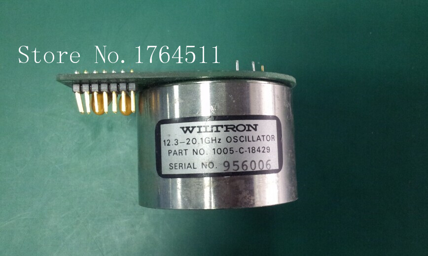 [BELLA] WILTRON 1005-C-18429 12.3-20.1GHZ YIG 15V VCO