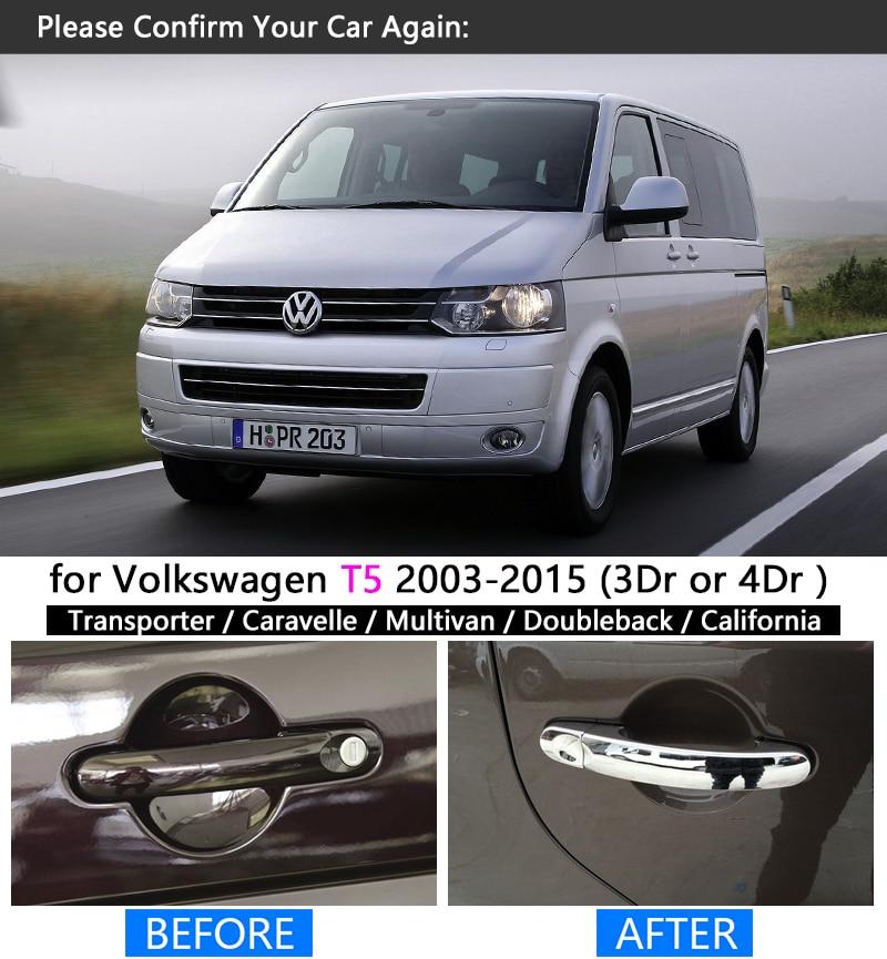 VW T5 Transporter Headlight Cover Trim 2010-2015 Brand New