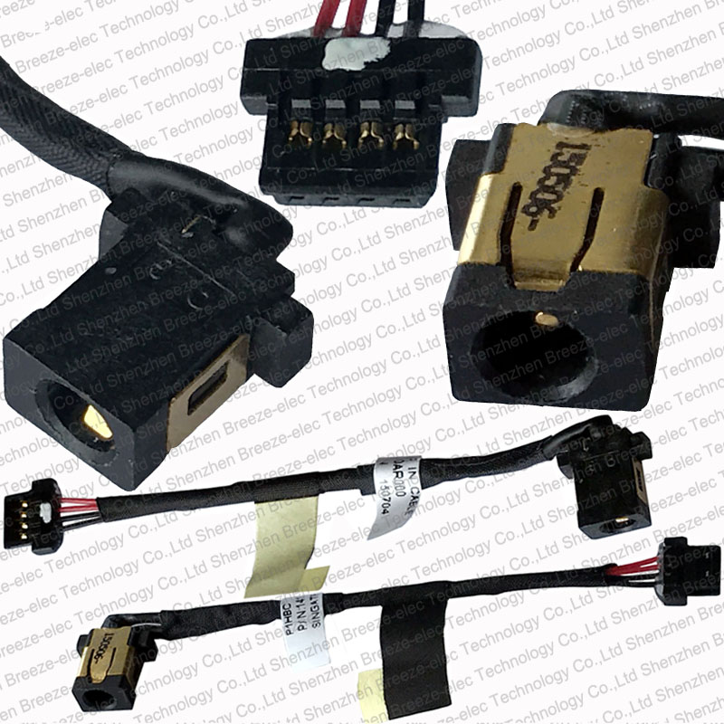 For Dc Power Jack Cable For Acer Aspire Switch 10 Sw5-011 1417-00ab000 1417-00a8000