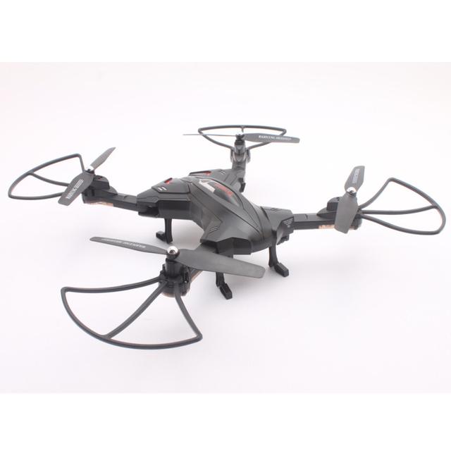 Venta caliente Plegable 2.4G 4CH 6 Axis RC Quadcopter Drone Con Cámara 0.3MP WIFI Regalo 1 unids de Noviembre 21