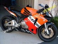 Hot Sales,Repsol Body Kit For Honda CBR600RR F5 2003 2004 CBR 600 RR 600RR 03 04 Sportbike ABS Fairing Kit (Injection molding)