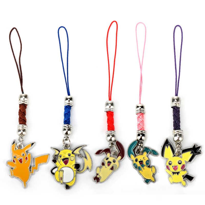 Túi Tượng Thú Pokemon Go Pikachu Móc Chìa Khóa Đáng Yêu Mặt Dây Chuyền Đẹp, Mặt Dây Chuyền Nam Nóng Anime Pokemon Pokeballs Hợp Kim Móc Khóa Chaveiro