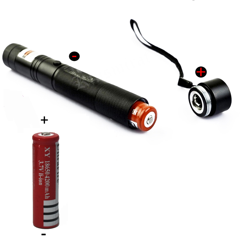 Green-Laser-Sight-CNC-Lasers-Pointer-Powerful-device-10000m-Adjustable-Focus-Lazer-with-Star-Cap-Charger (2)