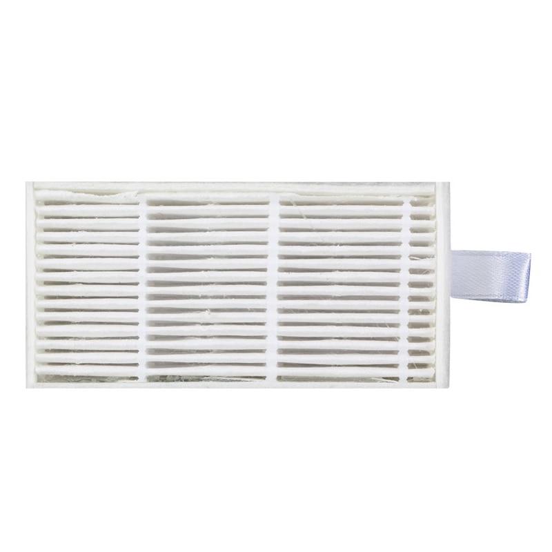 40 мм * 80 мм белый фильтр экран для CR120 робот пылесос фильтр дыма и пыли