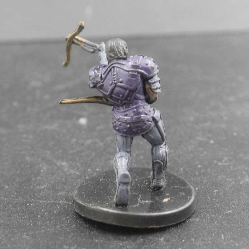 Detail Feedback Questions about D&D Miniatures Dungeon Command Heart