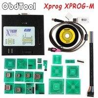 2019 Newest XPROG V5.84 X PROG BOX ECU Programmer XPROG M XPROG 5.84 With USB Dongle X Prog Car ECU Chip Tuning Tool