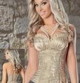Женская Мода Корсет Суд Одежды Форма Лиф Без Бретелек Корсеты женские Талии Одежда