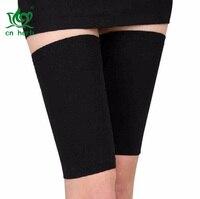 Cn Herb Yosoo 1 Pair Thigh Leg Massage Shaper Thigh Slimming Compression Socks Burn Fat Thin Leg Socks