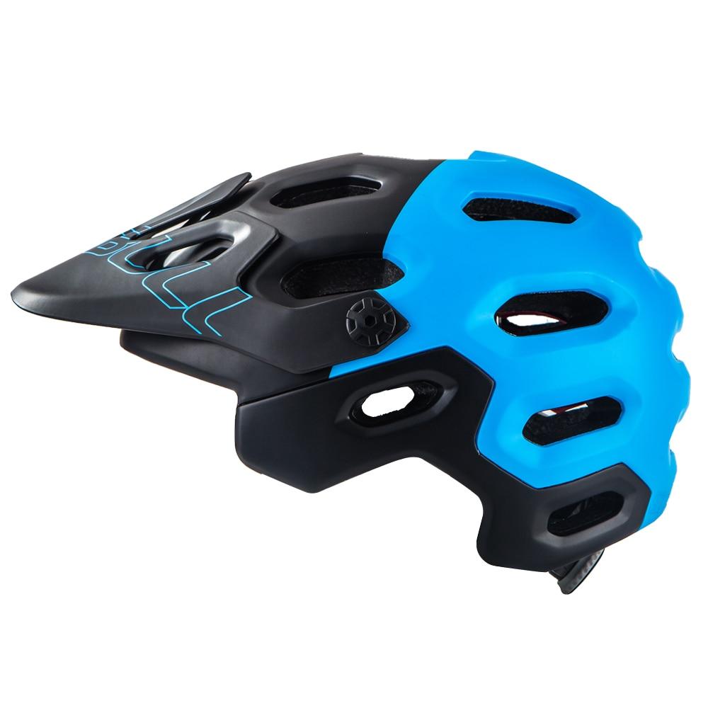 Mountain DH Cycling Helmet MTB Down Hill Bicycle Helmet Ultralight Women Men In-mold Bike Helmet Casco Ciclismo