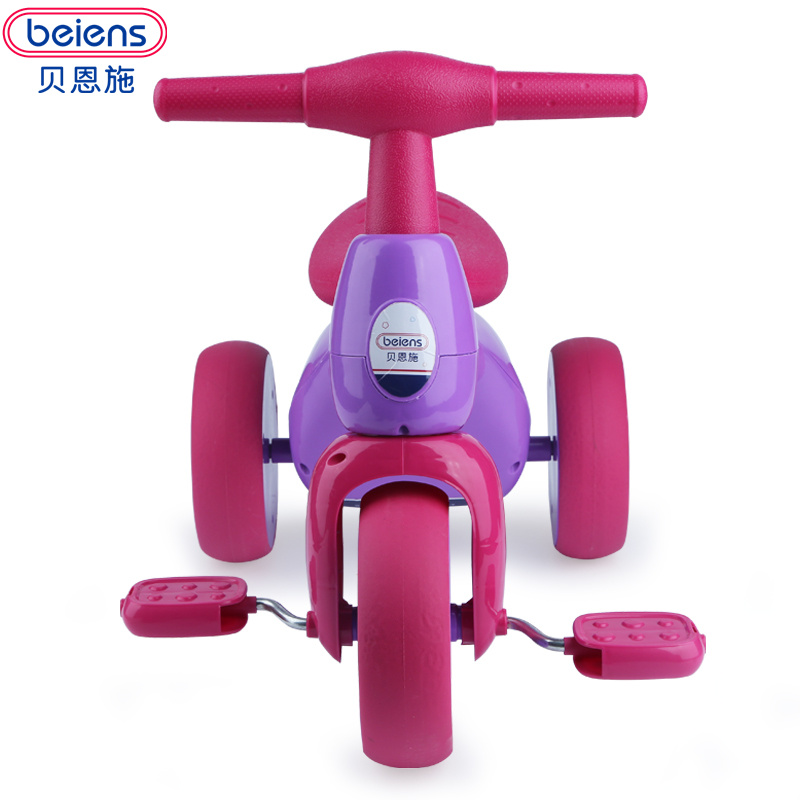 Beiens Children Tricycle Brand Toys Kid's Bicycle For 2-6 Years Baby Ride on Stroller Outdoor Bike For Girl Boy children s tricycle baby pedal childs vehicles children s toys