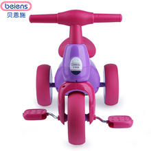 Beiens Children Tricycle Brand Toys Kid's Bicycle For 2-6 Years Baby Ride on Stroller Outdoor Bike For Girl Boy