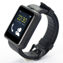 Hohe Qualität 2016 Hot 1 STÜCK Wasserdichte Bluetooth Reloj Android SmartWatch mit Kamera Dfü Anrufen für uhr