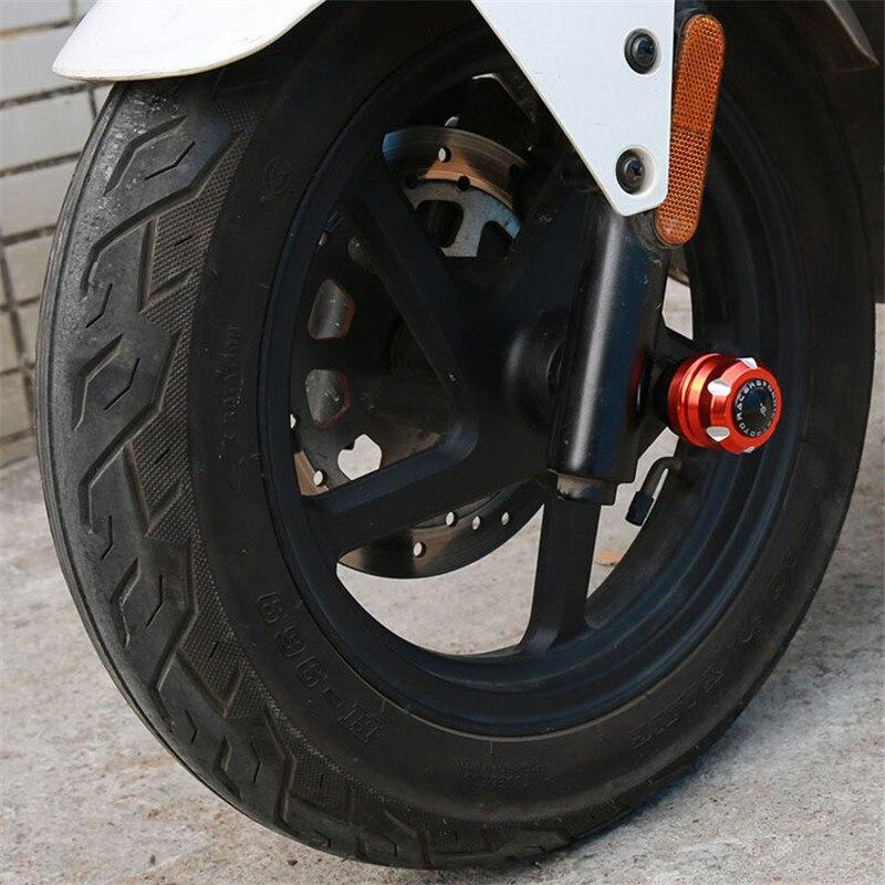 CNC motorcycle frame slider wheel protect motorbike anti crash pad caps engine protection for honda suzuki yamaha moto crash pad