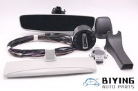 Auto headlight switch+Rain Light Wiper Sensor Dimming Rear View Mirror For VW Golf 7 MK7