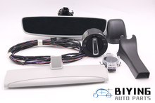 オートヘッドライトスイッチ + 雨ライトワイパーセンサー調光バックミラー Vw ゴルフ 7 MK7