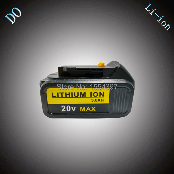 Rechargeable Lithium Ion 18V 3000mAh Power Tool Battery Replacement for DEWALT DCB180 DCB181 DCB182 DCB200 DCB201 DCB203 DCB204 melasta 20v 4000mah lithiun ion battery charger for dewalt dcb200 dcb204 2 dcb180 dcb181 dcb182 dcb203 dcb201 dcb201 2 dcd740