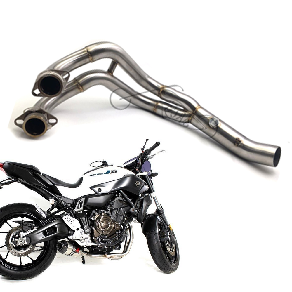FOR Yamaha MT07 MT 07 MT-07 FZ-07 2014-2016 XSR700 2016-2017 Exhaust Full system without exhaust yamaha dbr15