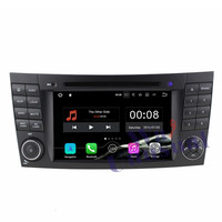 7 Android 7.1 Car Radio Player for Benz W211(2002 2008) W463 (1989 2008) W219 (2004 2008) GPS Navigation Mirror Link Quad Core
