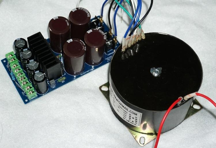 MX50 L série Filtro amplificador de potência Terminou bordo