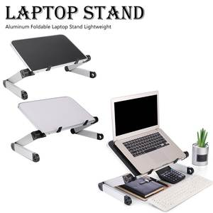 Aluminum Foldable Laptop Stand Lightweight for MacBook Pro Air Surface Folding Folding