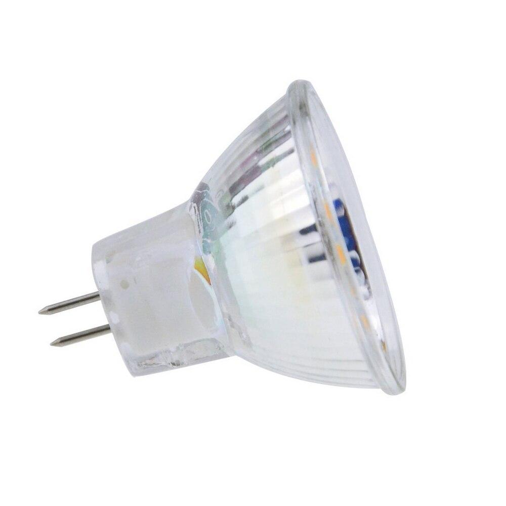 Купить с кэшбэком MR11/GU4 LED Bulb AD/DC 12V-24V  Warm/Cold/Neutral White  For Ceiling Lights Replace Halogen Lamp 1/4/6/10PACK D30