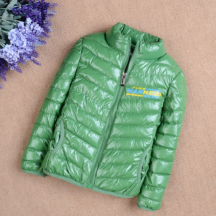 New 2016 Fashion Children's Winter Jackets Boys Hooded Coat Girls Warm Parkas Children Outerwear Winter Coats Wadded Jacket