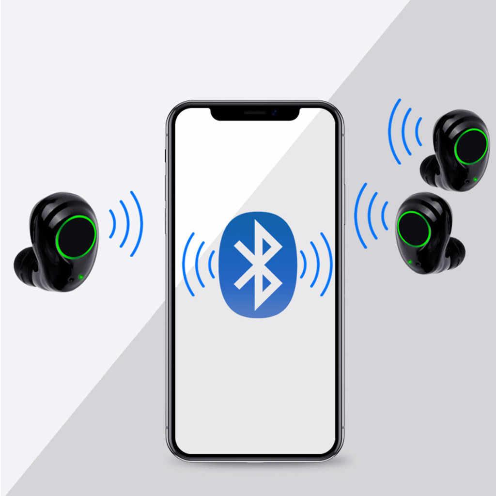 Фото Водонепроницаемые беспроводные Bluetooth 5 0 спортивные наушники водонепроницаемые