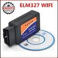 Promotion!! 2016 Latest Version V2.1 ELM327 WIFI OBD2 / OBDII Auto Diagnostic Scanner Tool ELM 327 WiFi Diagnostic Tool
