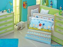 Комплект постельного белья для новорожденных ALTINBASAK, GULUCUK