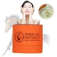 Horse Oil Cream Anti Aging Face Body Whitening Day Creams & Moisturizers
