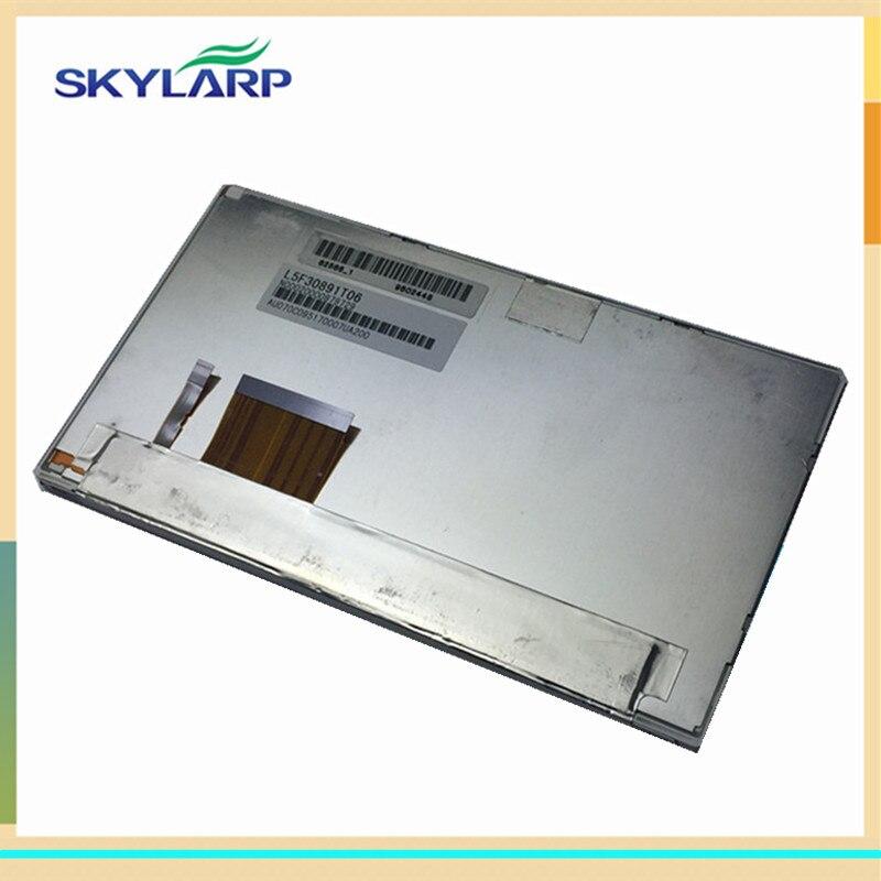 все цены на skylarpu LCD screen display panel for L5F30891T06 N00020000879729 AU070C095170007US200 9602446 (without touch) онлайн