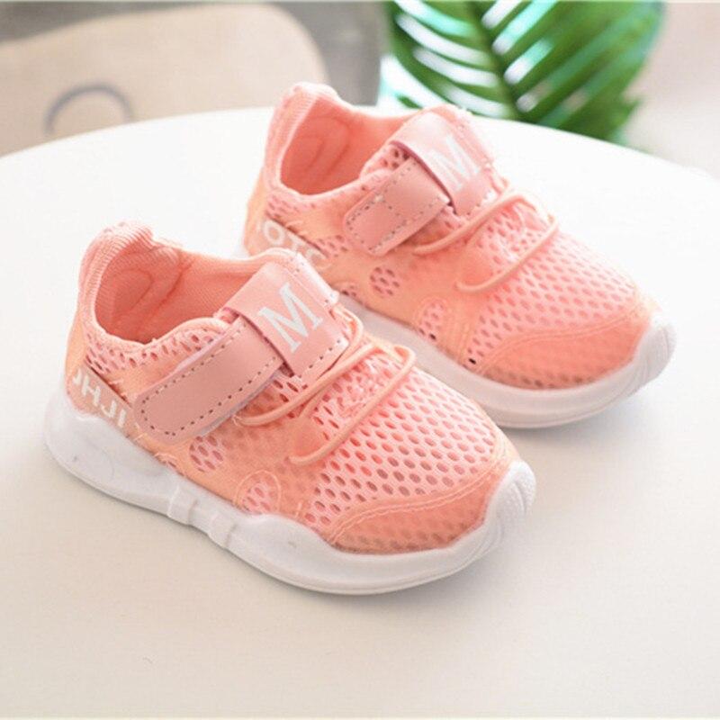 Zomer Kinderen Schoenen Voor Baby Jongens Meisjes Kinderen Casual - Kinderschoenen - Foto 5