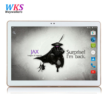 Waywalkers T805C 10 inch Tablet PC Octa Core 4GB RAM 64GB ROM Dual SIM Cards Android 5.1 GPS Tablets PCs Call phone Gifts MT6592(China (Mainland))